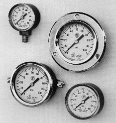 McDaniel Commercial Gauges T8Z1/8