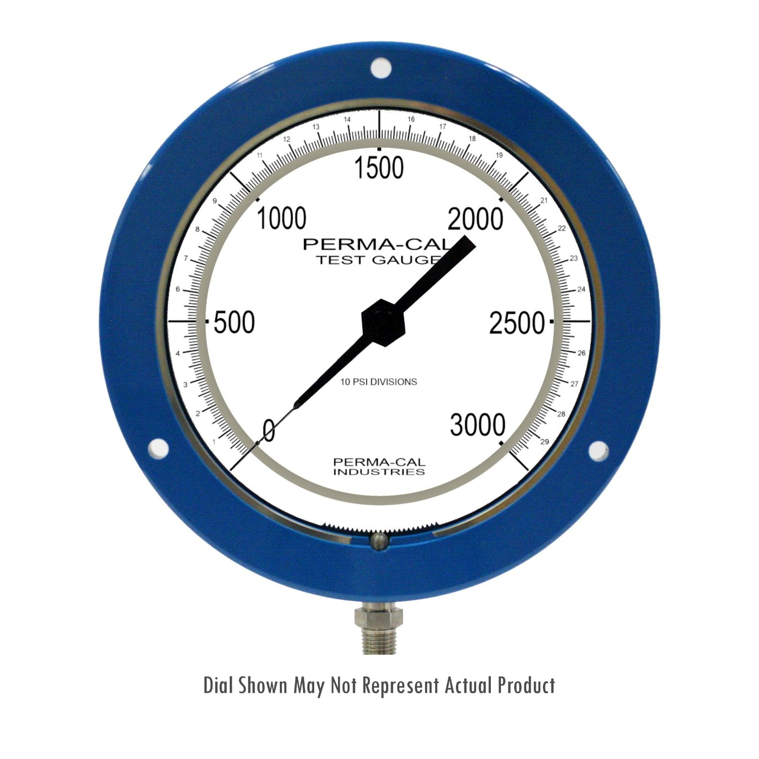 Perma-Cal Test Gauges 108FTM22A01-O