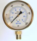 MCI Industrial Gauges SEC-302DFW-254P-U