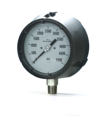 MCI Process Gauges 4501-4LK